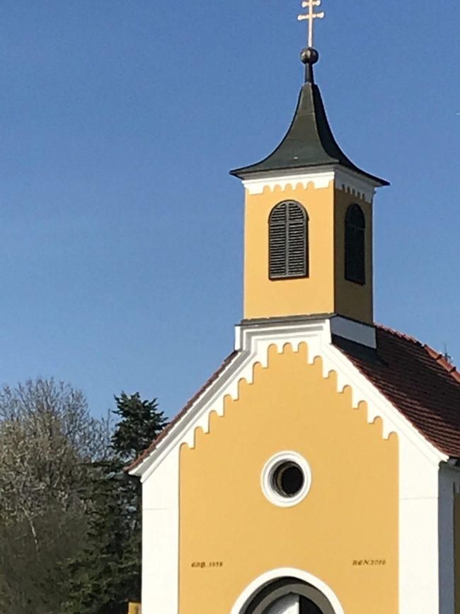 Church in Graz, Austria