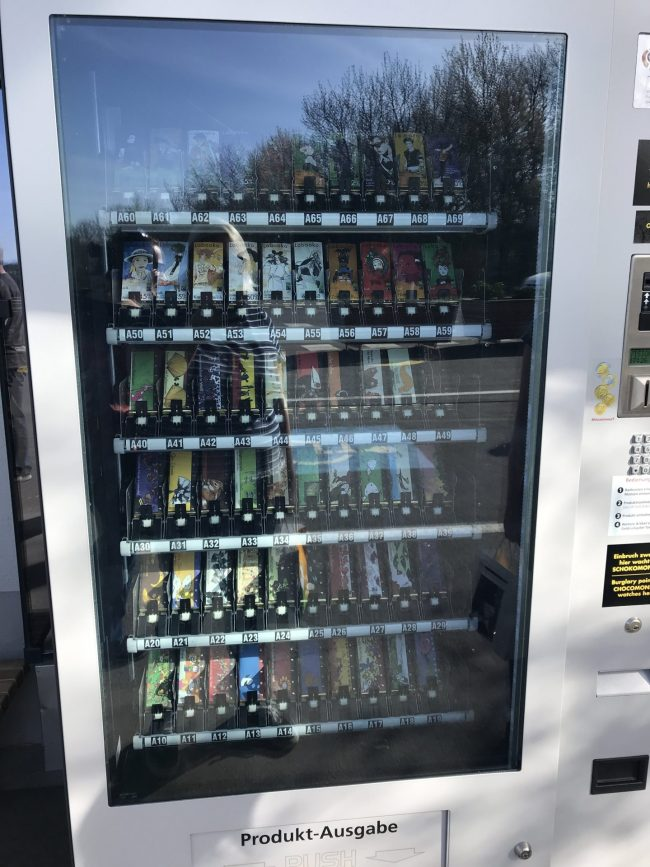 Zotter Vending Machine