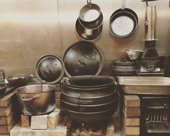 Cauldrons at The Cauldron Restaurant, Bristol