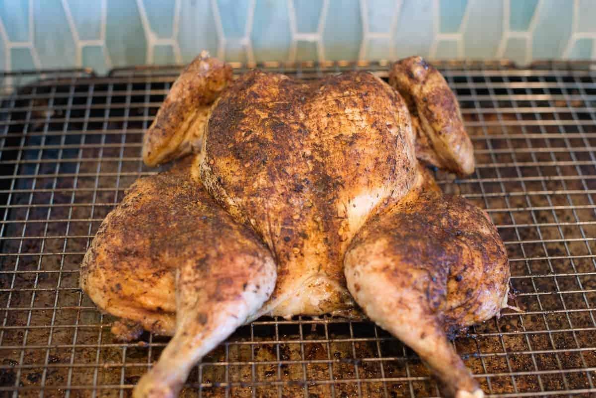 Roasted Jerk Chicken