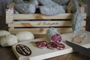 Salame del Berlinghetto in Filzetta