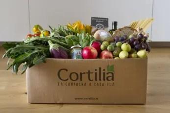 Cortilia Box