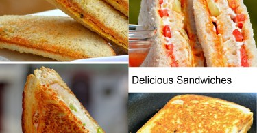 Top 5 Indian Sandwich Recipes, Top 5 Recipes, Top 20 Recipes, Top 50 Recipes.
