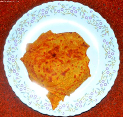 Parat Paratha Recipe. Indian Flatbread Recipe. Indian Protha Recipe. Parat Parantha Recipe.