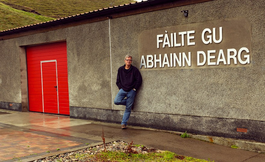 On Location: Abhainn Dearg