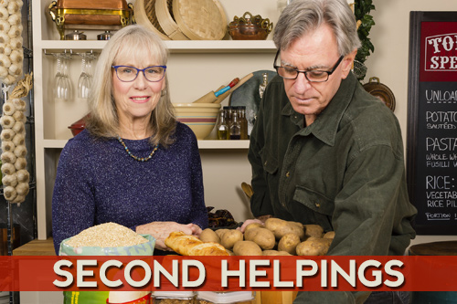 Second Helpings on Food over 50