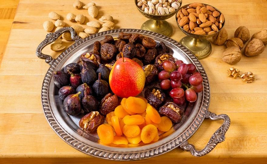 Sweet & Savory Dessert Tray