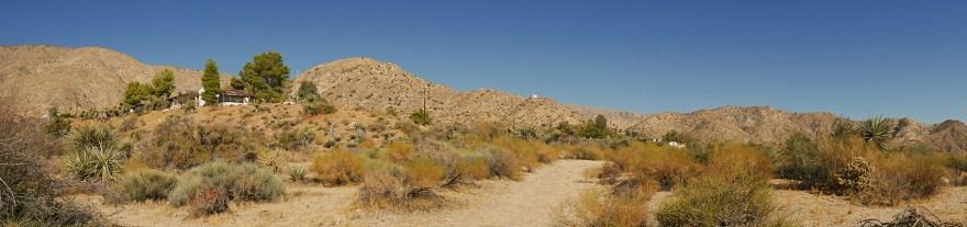 Mojave desert landscape Food Over 50