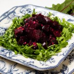 Beet & Ginger Salad