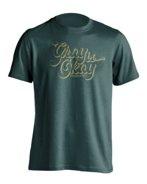 Gray is Okay T-Shirt