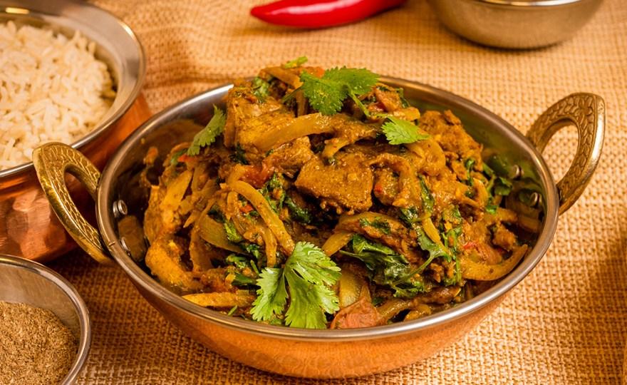 Fresh & Easy Curry