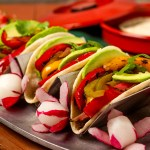 Beef Fajita Tacos