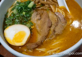 Menya Musashi Ramen 1 Utama Top In My List Of Japan Pork Ramen