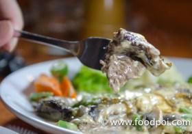 Maliqa Mediterranean Cuisine Soul Food Fit For A King