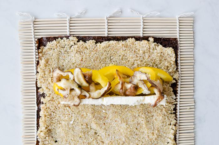 quinoa sushi-0676