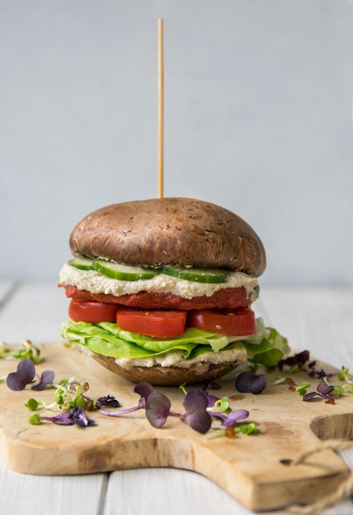 vegan glutenfrei burger rezept