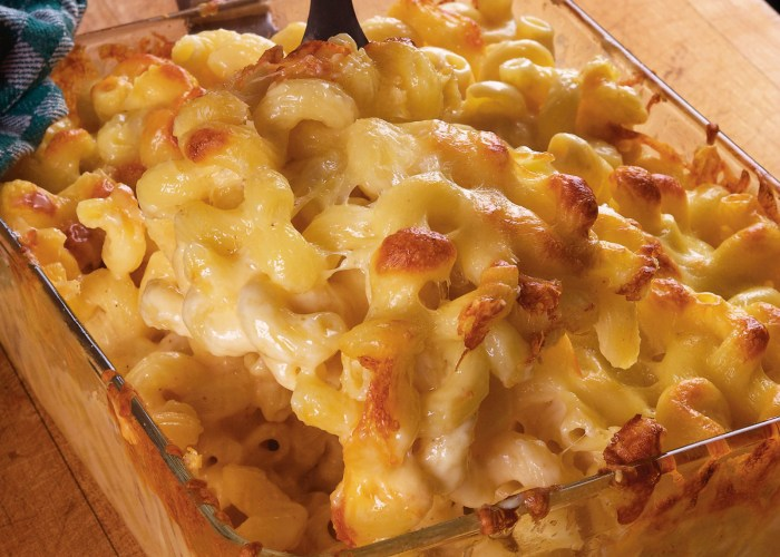 Recipe For Grilled Mac N Cheese Good Food Recipes