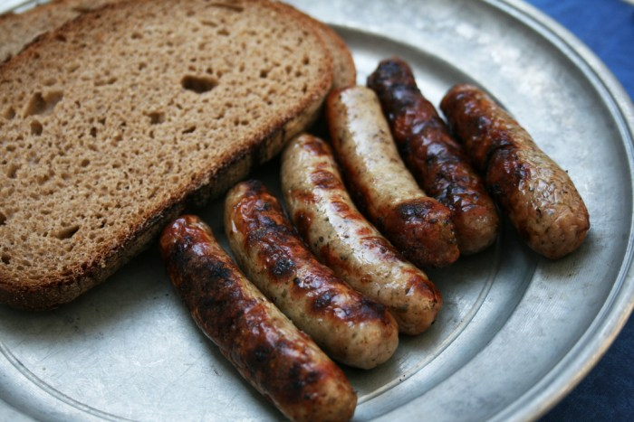 10 German Sausages To Know And Love This Oktoberfest - Food