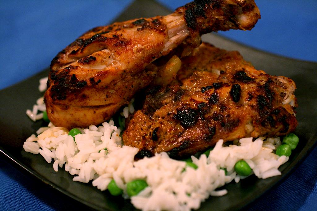 Tandoori Chicken Friendly Indian Food Food Republic