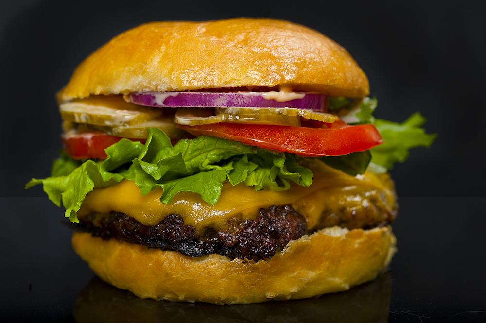 All-American Cheeseburger Recipe - Food Republic