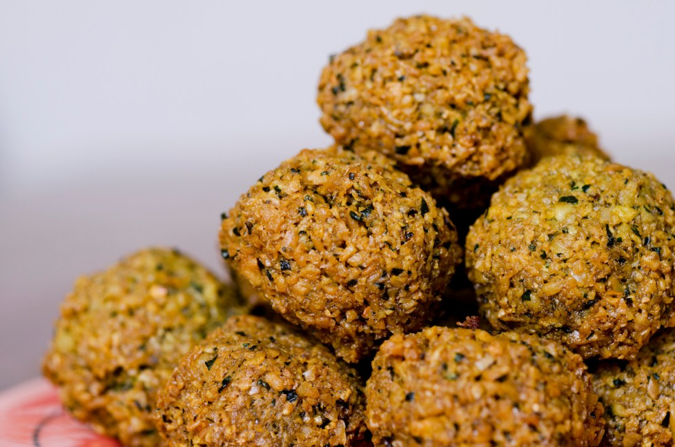 Fava Bean Falafel Recipe - Food Republic