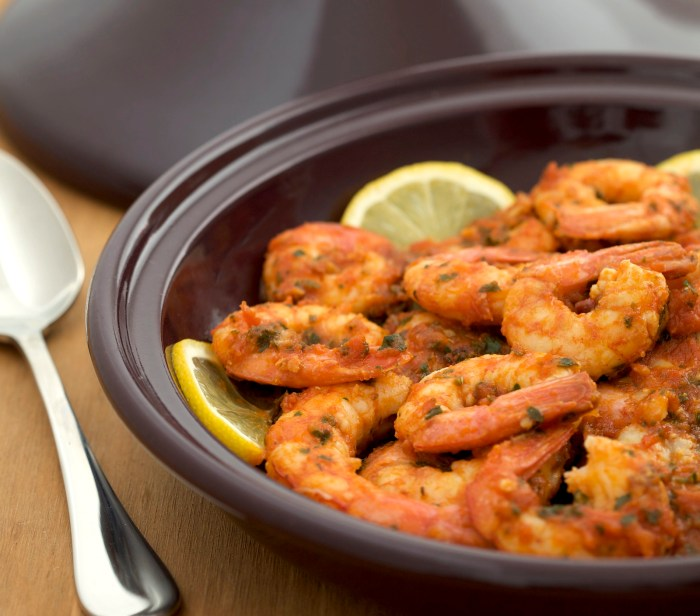 shrimp tagine recipe