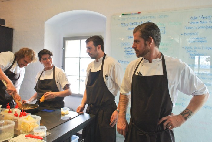 An Afternoon At The Noma Test Kitchen - Food Republic