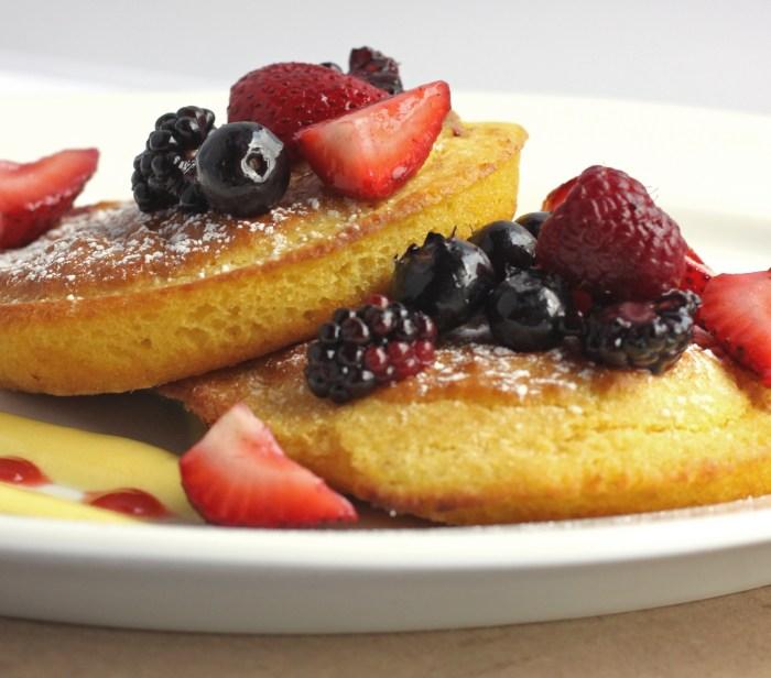 jelly doughnut pancakes recipe