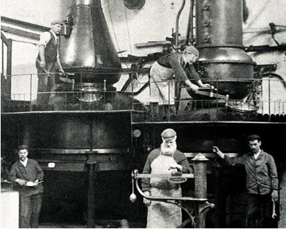 La destilería de Plymouth ha supervisado la producción de cada gota de su ginebra desde 1793.