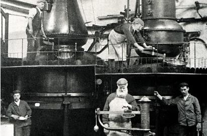 The Plymouth distillery has overseen the production of every drop of its gin since 1793.