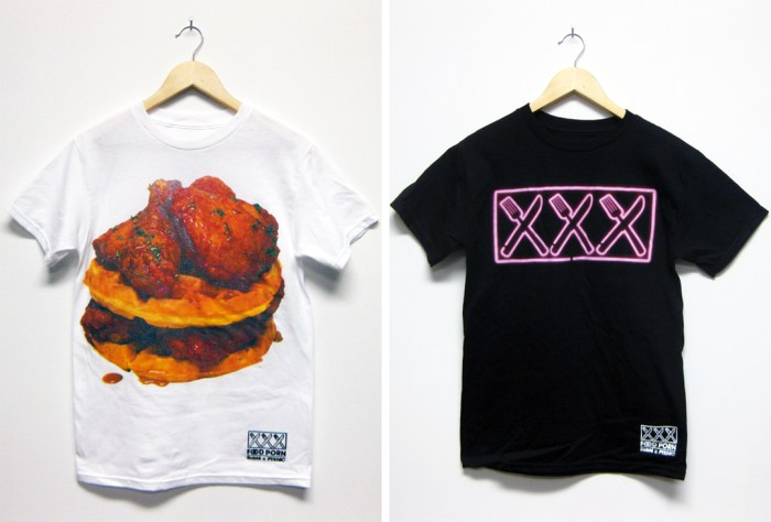 ff9073ebdd Behold! Pyknic and Roblé Collaborate On A Chicken And Waffles T ...