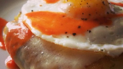 recipes for fried eggs