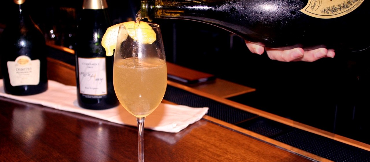 How To Make Champagne Cocktails That Don't Fizzle - Food