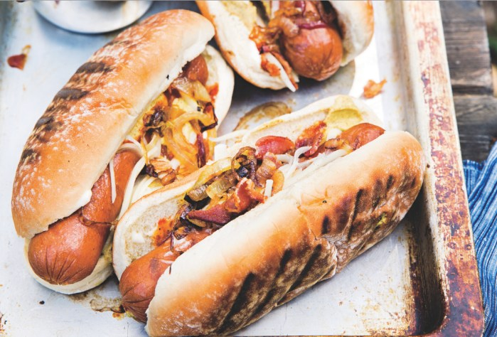 Giddy Up Try This Cowboy Hot Dogs Recipe Food Republic