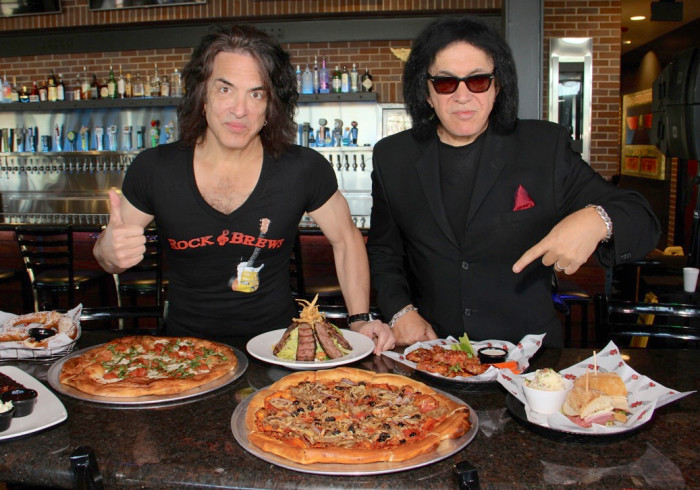 KISS: Rock & Roll All Night, Open a Chain Restaurant Every Day