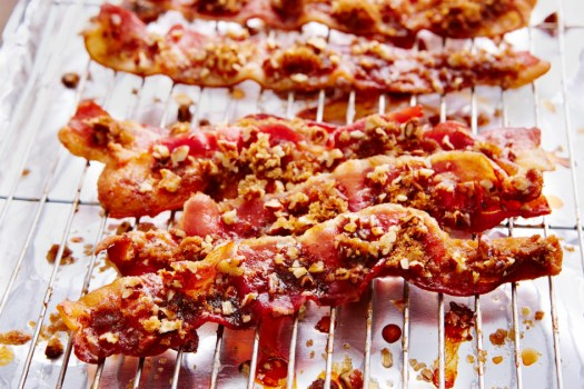 Sweet Pig! 3-Ingredient Praline Bacon Recipe