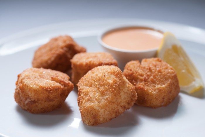 Ben Pollinger's Fried Sea Scallops Recipe