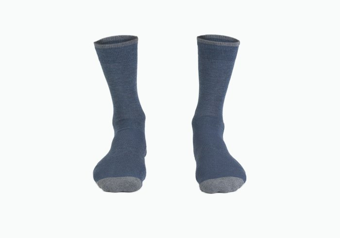 222d45721212 Other enhancements to basic wardrobe items include socks with built-in  compression bands for arch support, as well as moisture-wicking fabrics.