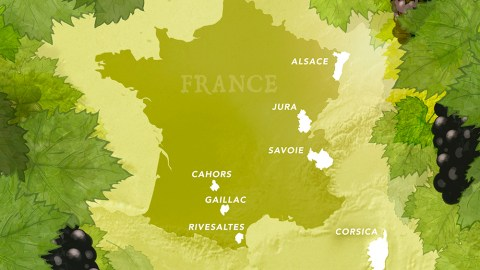 Beyond Burgundy: 7 Other French Wine Regions You Need To Know