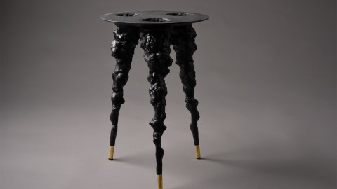 Can You Guess Which Roastable Vegetable Inspired This German-Designed Stool?