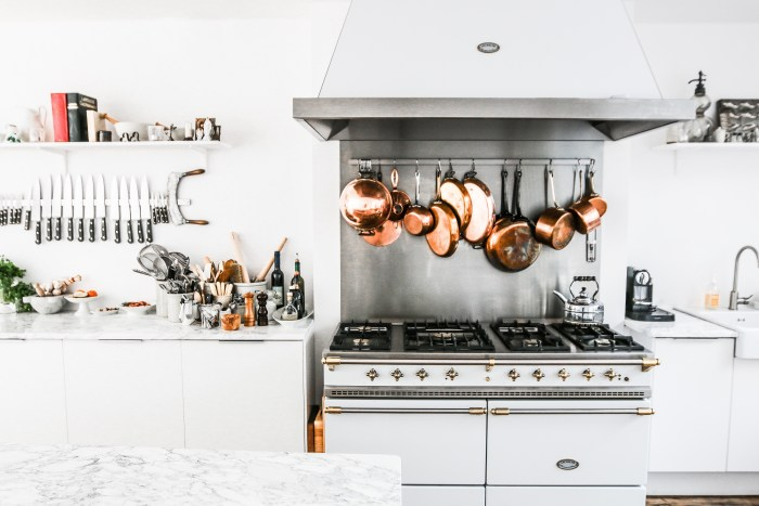 The Cook's Atelier kitchen - (photo by Zio & Sons)