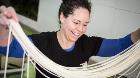 Duck Duck Goat chef Stephanie Izard