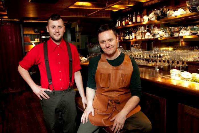 Dead Rabbit Jack and Sean