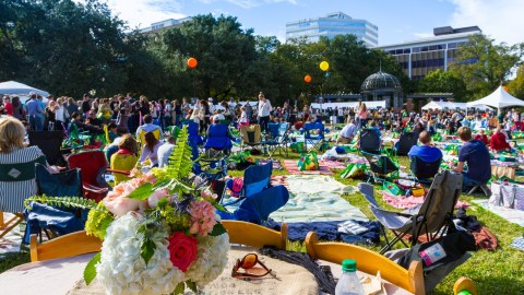 The sprealing Culinary Village will return to Dallas the weekend of Oct. 24-25 at the annual Chefs For Farmers fest.