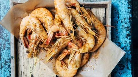 BBQ Jerk Shrimp_photo by Rush Jagoe