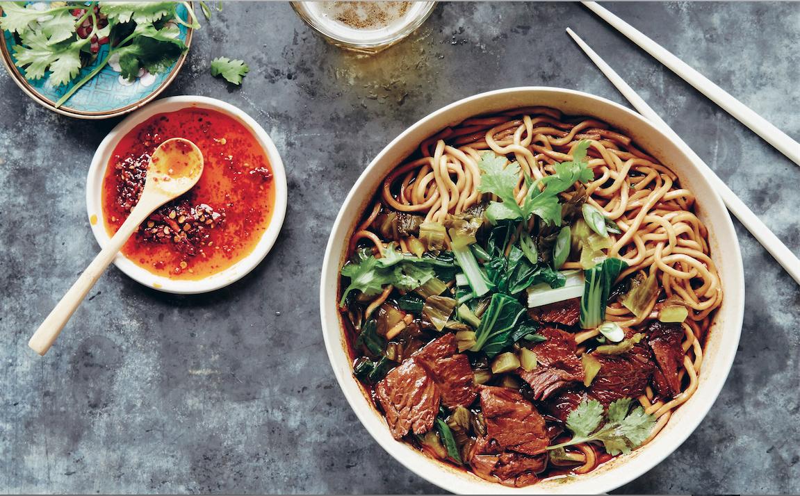 Slurp It Up: Taiwanese Beef Noodle Soup