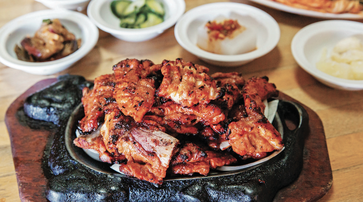 Korean Tonight: Make This Daeji Kalbi - Food Republic