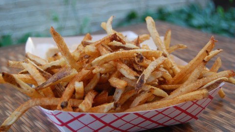 We love classic french fry commercials as much as the next person. (Photo: stuart_spivak/Flickr.)