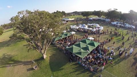 Tel Aviv will play host to the world's largest vegan fest in September. (Photo: Ronen Tawil.)