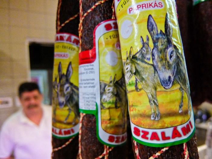 Donkey Sausage
